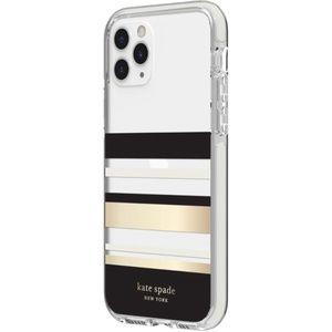 kate spade Park Stripe iPhone 11 Pro Case